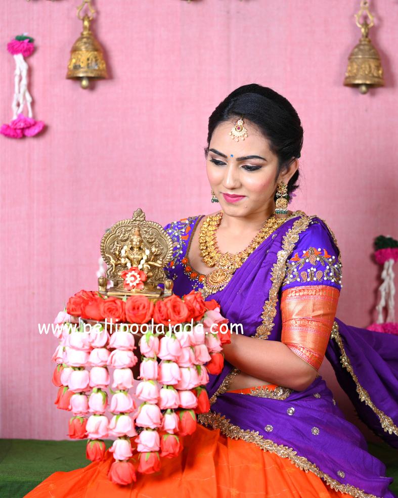 Pellipoolajada_AarthiPlates_Vanasthalipuram
