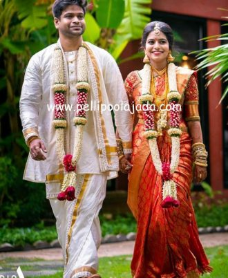 Pellipoolajada_Garlands_Chennai