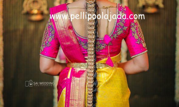 Pellipoolajada_GoldJada_Hyderabad