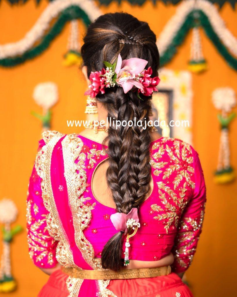 Pellipoolajada_SpecialVeni_Vanasthalipuram