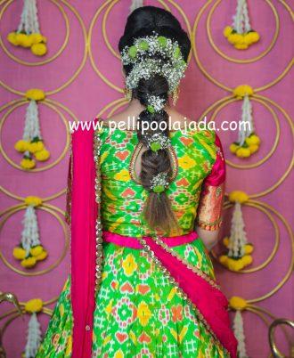 Pellipoolajada_SpecialVeni_Hyderabad