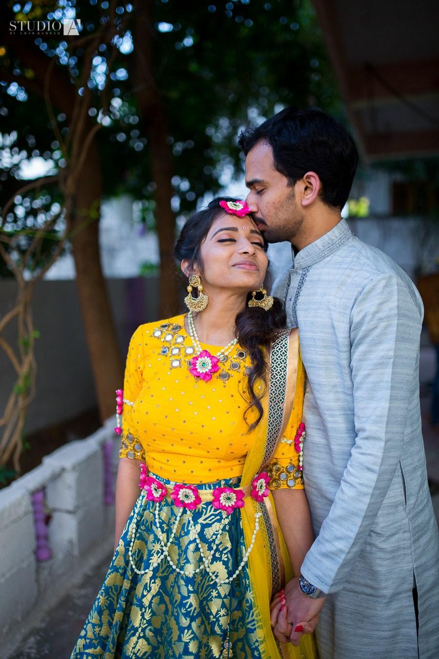 telugu bride_amar ramesh_wedding stories