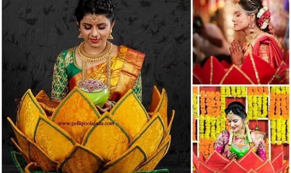 Telugu bride pellibutta