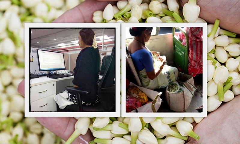 jasmine to office