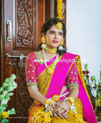 Flowerjewellery-FJ-074 Vijayawada