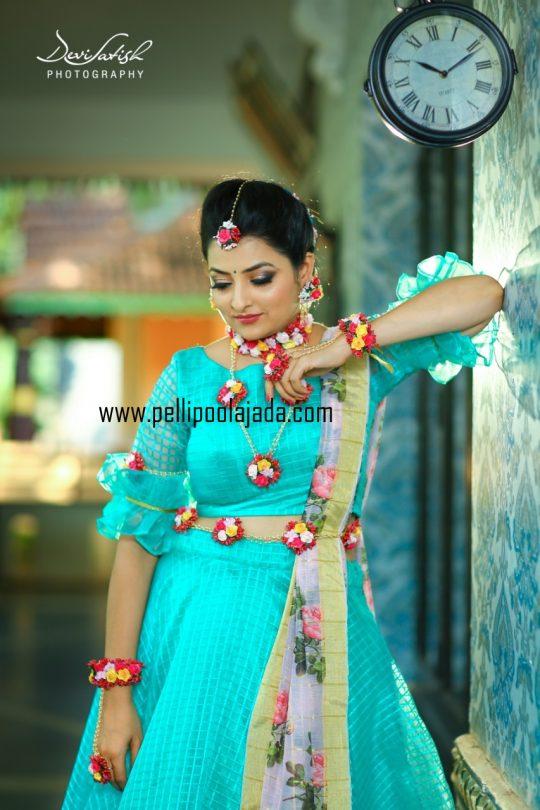 Flowerjewellery-FJ-074 Mumbai