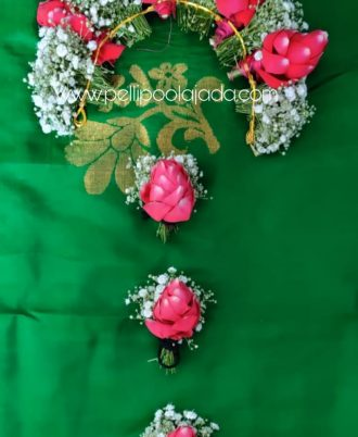 Special Veni, Baby Breath & Roses - Kompally