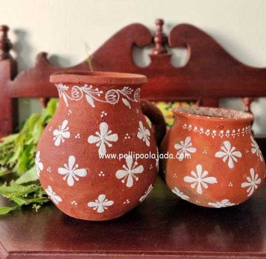 Pellipoolajada_Garigamuntha_Hyderabad Wedding Pots