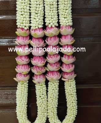 Pellipoolajada_Garlands_Porur