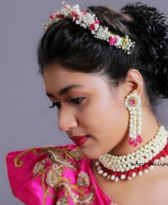 Flowerjewellery-FJ-083 Vijayawada