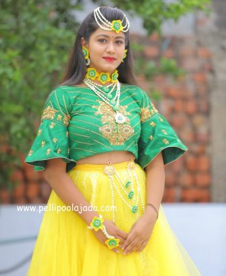 Flowerjewellery-FJ-085 Vijayawada