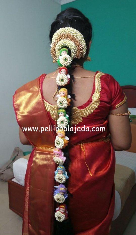 Pellipoolajada_PPJ237 Chennai
